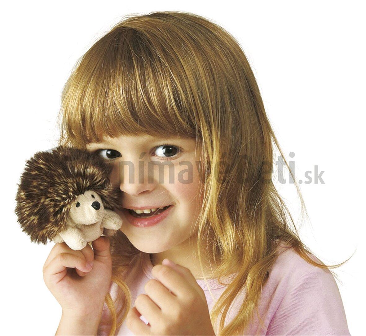 bb91fc312 Maňuška Ježko v obchode Vnímavé deti