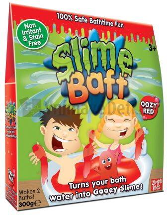 55a8f121c Červený maxi sliz do kúpeľa Slime Baff v obchode Vnímavé deti