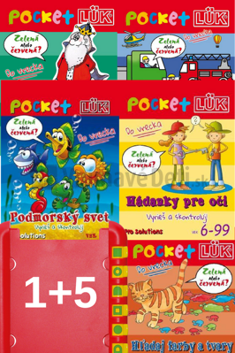 pocketLÜK SADA 1+5